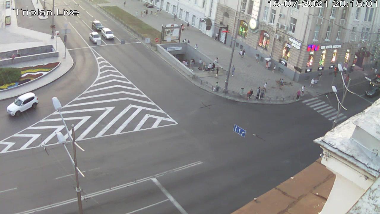 Webcam Kharkiv: Thermometer