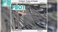 Portland: Foster at Holgate - Current