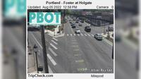 Portland: Foster at Holgate - Day time