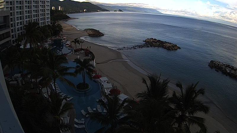 Webcam Marina: Puerto Vallarta Sur