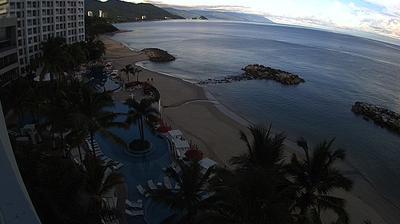 Vista actual o última desde Marina: Puerto Vallarta Sur