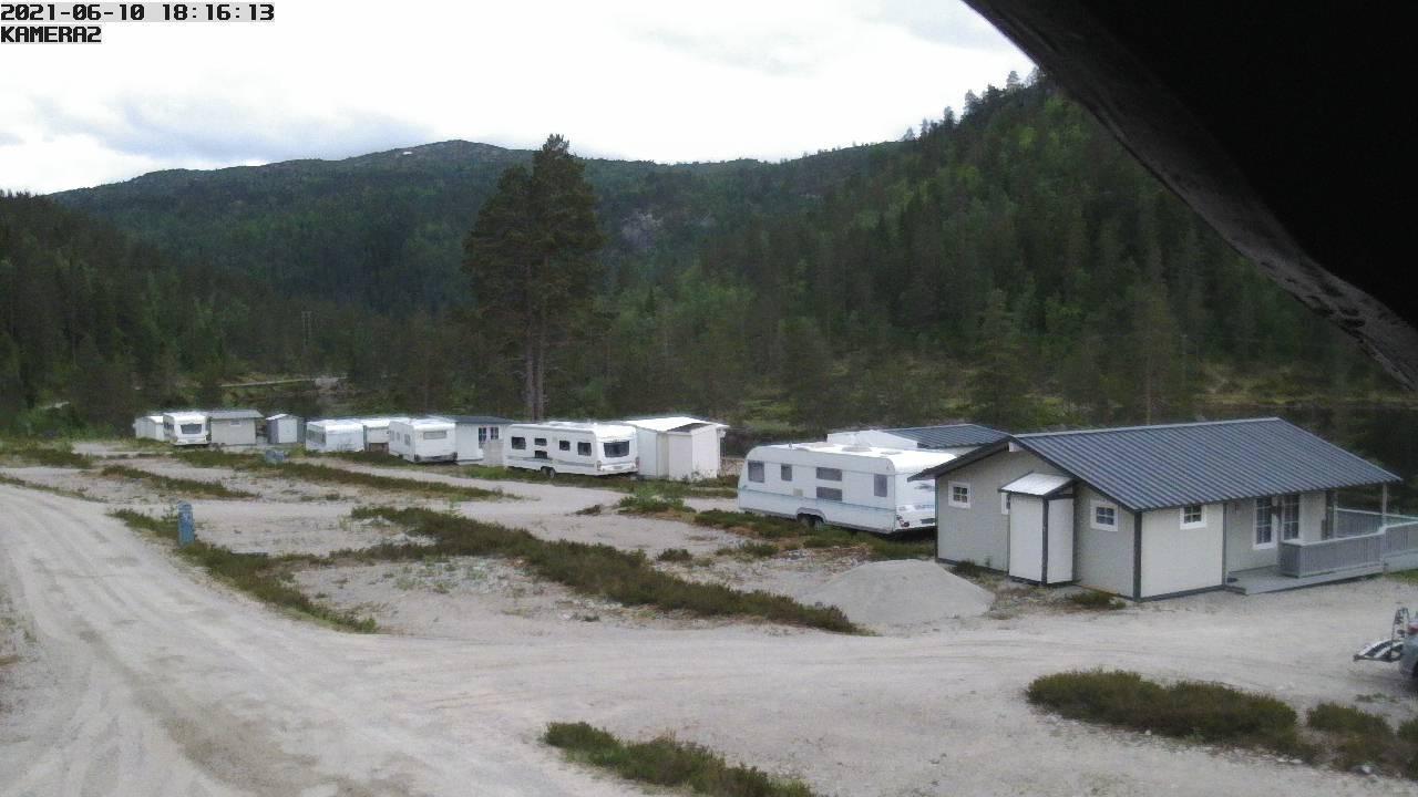 Webcam Bortelid: Bortelid Camping AS