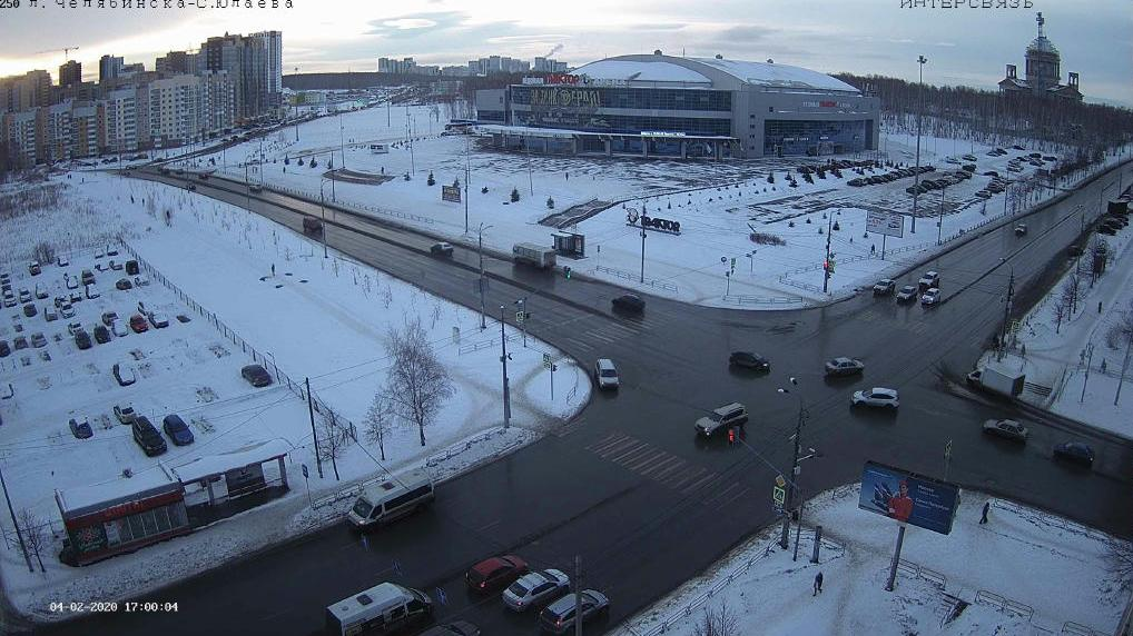 Webcam Chelyabinsk › North-East: ulitsa Salavata Yulaeva