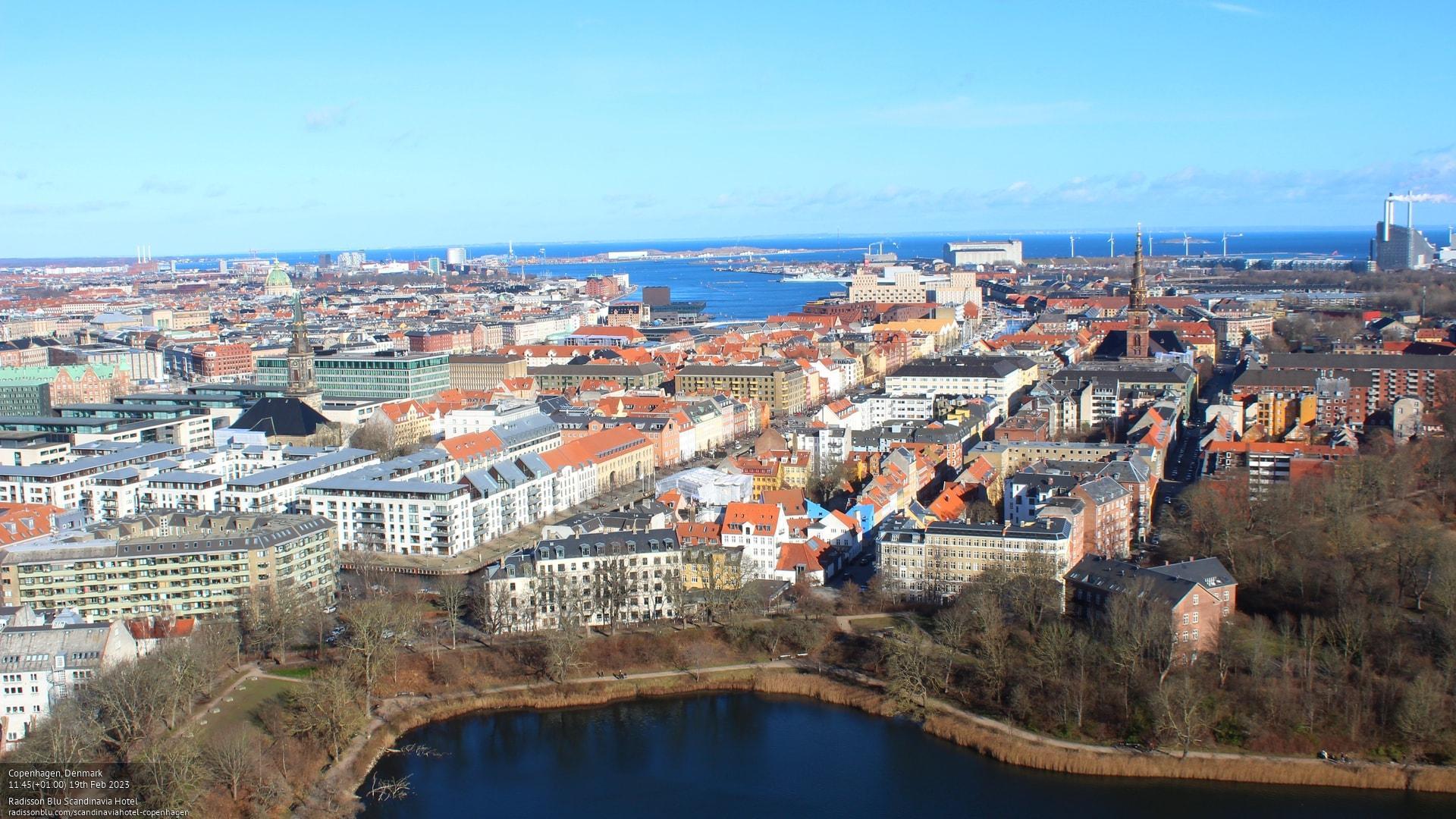 Kopenhagen Webcam