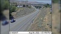 Omak › South: US  at MP : Engh Rd (View South) - Day time