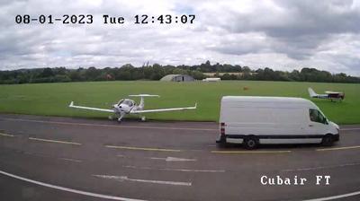 Tageslicht webcam ansicht von Redhill: Redhill Aerodrome