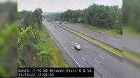 Westerlo › West: I- WB Between Exits  and A - Jour