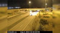 Delta > West: , Hwy  at Hwy  in - looking west - Actuelle