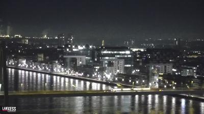 Deutz: Webcam de Cologne