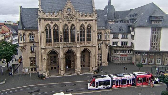 Webcam Erfurt: Fischmarkt