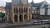 Erfurt: Rathaus Erfurt - Overdag