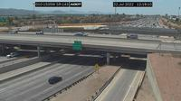 Tempe: I- th st Facing East - Overdag