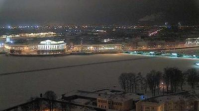 Webcam St Petersburg: Vasilevsky Island