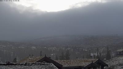 Webkamera Granheim: Høgevarde fjellområde- Gulsvik