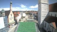 Pfaffenhofen an der Ilm: Oberer Hauptplatz
