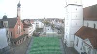 Pfaffenhofen an der Ilm: Oberer Hauptplatz - El día