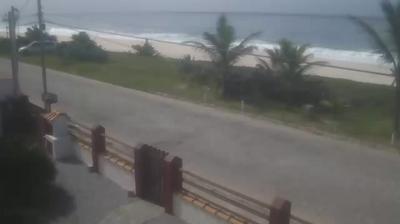 Webkamera Saquarema: Praia da Vila (Meio)