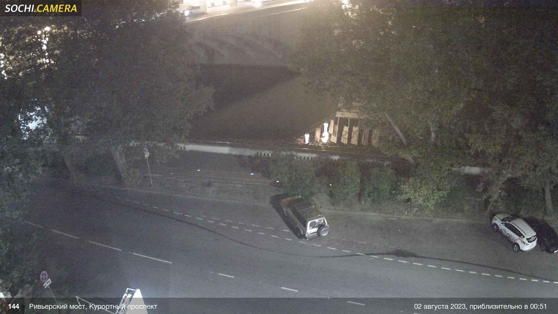 Webkamera Sochi: Ривьерский мост г