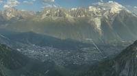 Chamonix: Mont-Blanc - Rodano-Alpi - Brevent� - Current