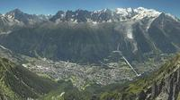 Chamonix: Mont-Blanc - Rodano-Alpi - Brevent� - Day time