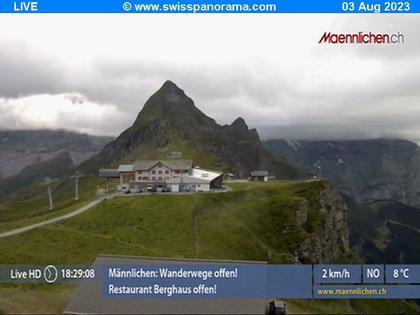 Grindelwald: Männlichen - Bern