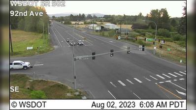 Webkamera Battle Ground: SR 502: NE 92nd Ave