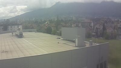 Vista de cámara web de luz diurna desde район Овча Купел › North: Vitosha