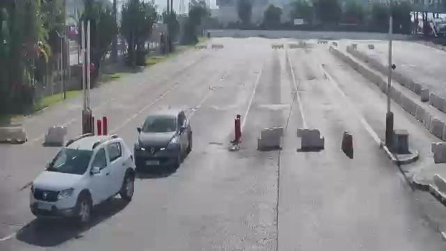 Windy Webcams Gibraltar Road To The Lines