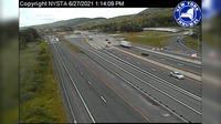 Harriman › South: I- at Woodbury Toll Barrier - Day time