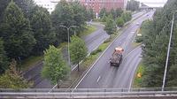 Tampere: Tie - Kalevan puistotie - Petsamo - Overdag