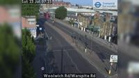 Little London: Woolwich Rd/Warspite Rd - Actuales