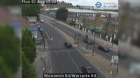 Little London: Woolwich Rd/Warspite Rd - El día