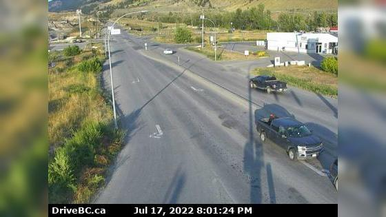 Webcam Batchelor Hills › East: Hwy 5 at Halston Ave in Ka