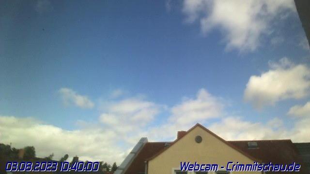 Webcam Crimmitschau › North