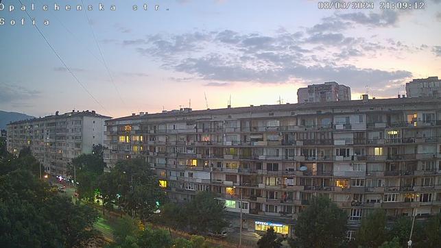 Веб-камера София (Болгария)
