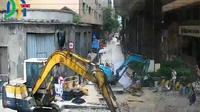 Macau: Avenida de Artur Tamagnini Barbosa - Avenida do Conselheiro Borja - Overdag