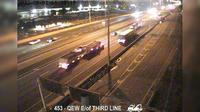 Burlington: QEW East of Third Line - Recent
