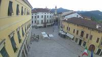 Valdagno: Piazza del Comune - Dia