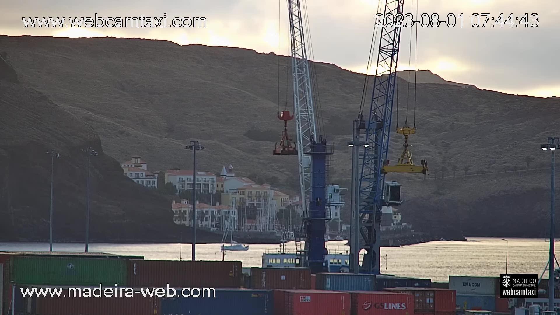 Веб-камера остров Мадейра (Португалия)