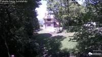 Esztergom: Fekete-hegy turistah�z - Day time