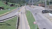 Kandersteg: Autoverlad L�tschberg - Recent
