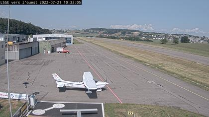 Ecuvillens: Aérodrome Régional Fribourg - Ouest - West