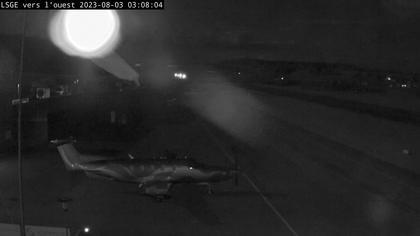 Ecuvillens: Aérodrome Régional - Ouest - West