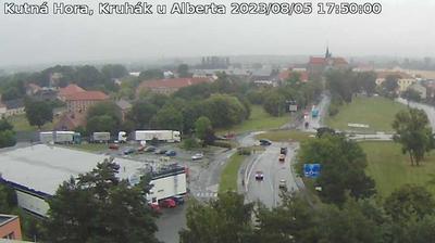 Thumbnail of Kutna Hora webcam at 1:14, Feb 25