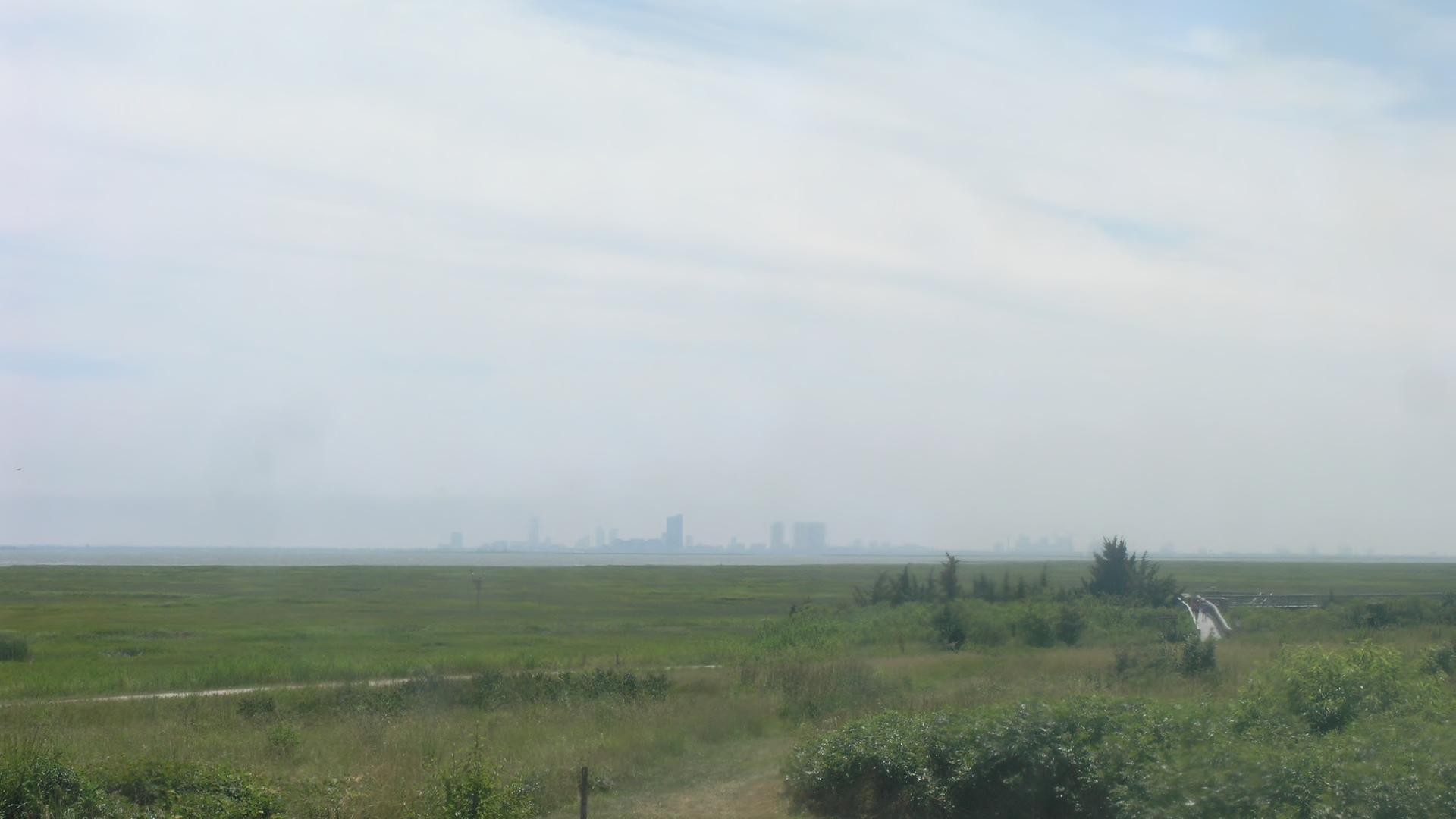 Webcam Oceanville: Brigantine, Southeast View
