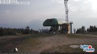 Lake Louise: Ski Area: Temple Lodge camera - Actuales
