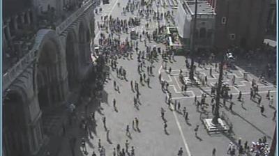 Webcam Venice: San Marco − Piazzetta