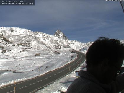 Poschiavo: Passo del Bernina