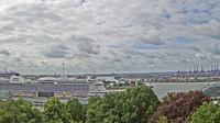 Hamburg-Mitte: Altona - Köhlbrandbrücke - Actual