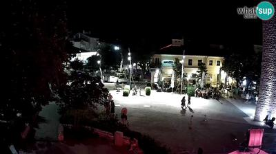 Ledenice: Novi Vinodolski - main square
